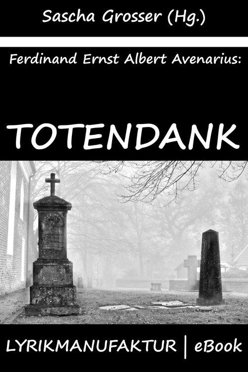 Ferdiand Avenarius: Totendank als eBook