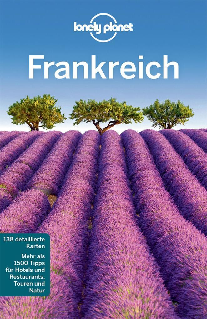 Lonely Planet Reiseführer Frankreich als eBook