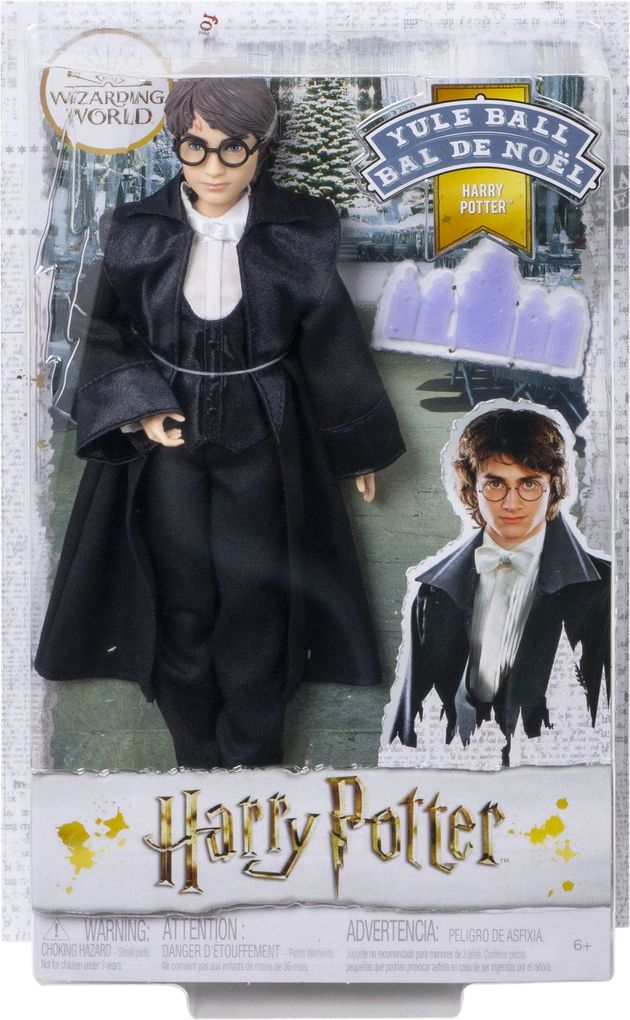 Mattel - Harry Potter Weihnachtsball Harry Potter Puppe