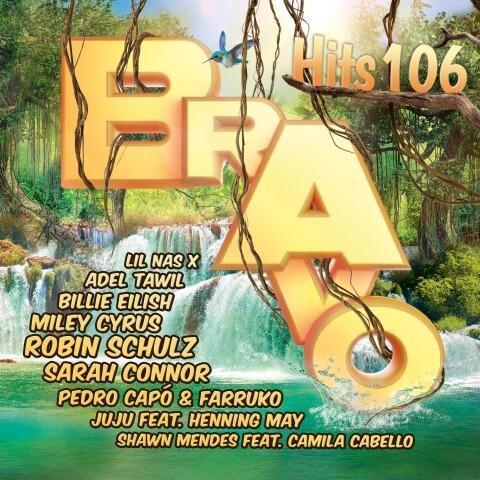 Bravo Hits,Vol.106 als CD