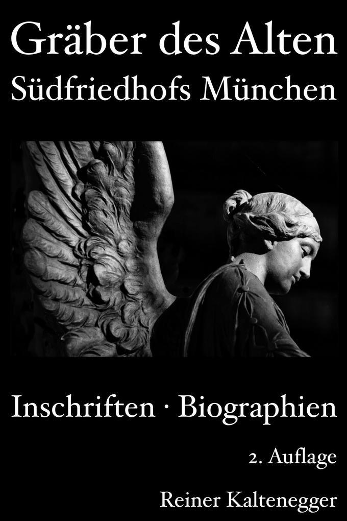 Gräber des Alten Südfriedhofs München als eBook