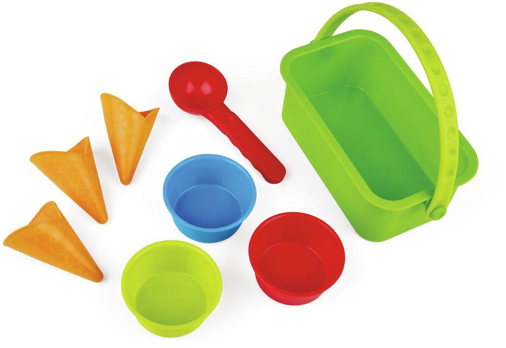Hape - Eisdiele-Förmchen als Spielware