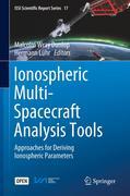 Ionospheric Multi-Spacecraft Analysis Tools