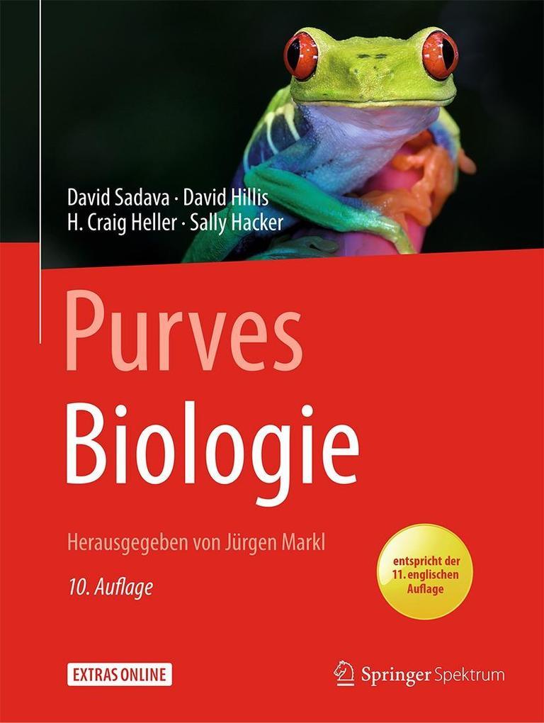 Purves Biologie als eBook