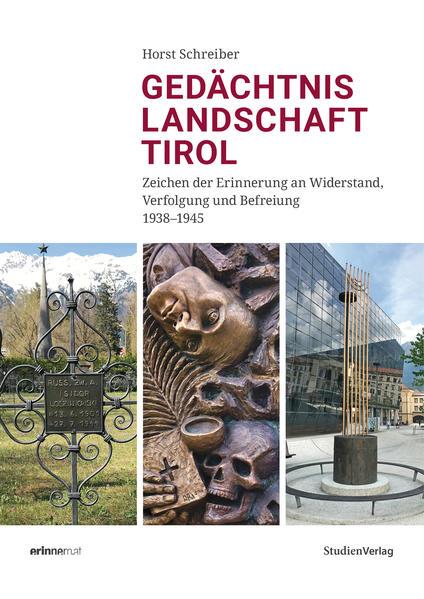 Gedächtnislandschaft Tirol als Buch (gebunden)