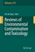 Reviews of Environmental Contamination and Toxicology Volume 251