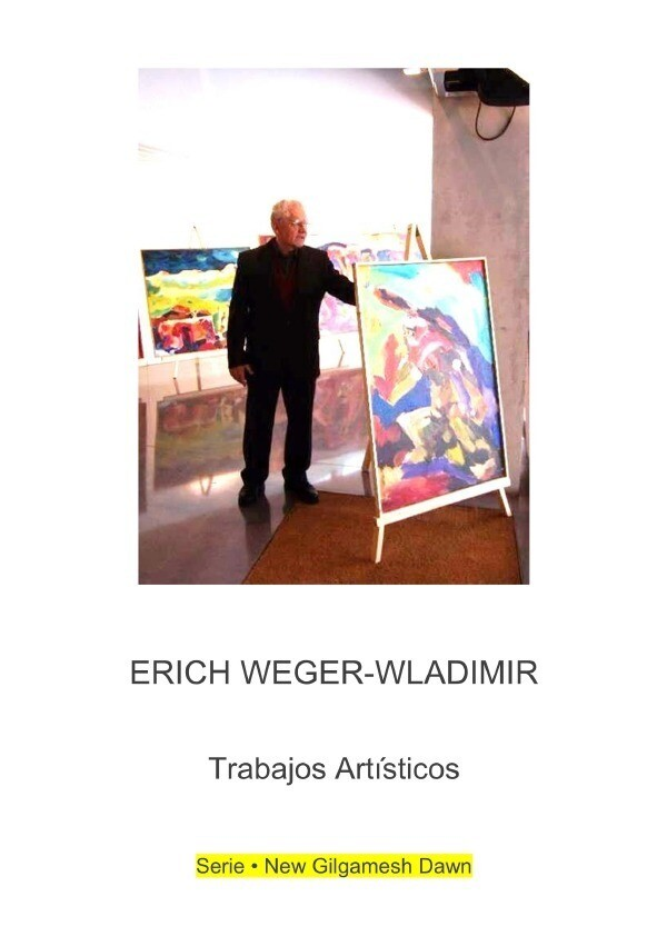 Erich Weger-Wladimir als Buch (kartoniert)