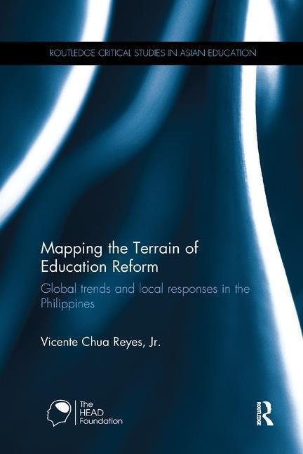 Mapping the Terrain of Education Reform als Taschenbuch