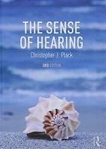 The Sense of Hearing als Buch (gebunden)