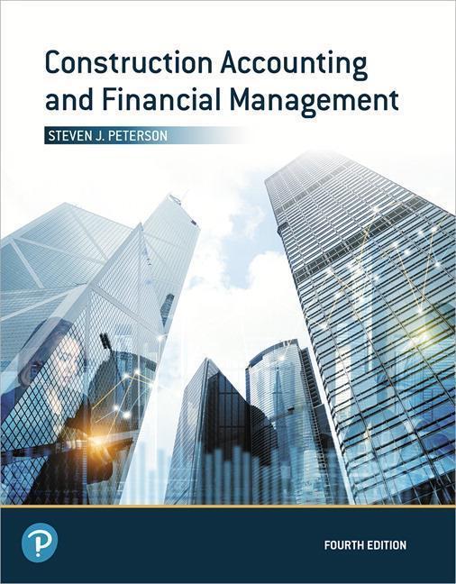 Construction Accounting and Financial Management als Buch (gebunden)