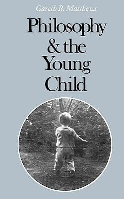 Philosophy and the Young Child als Taschenbuch