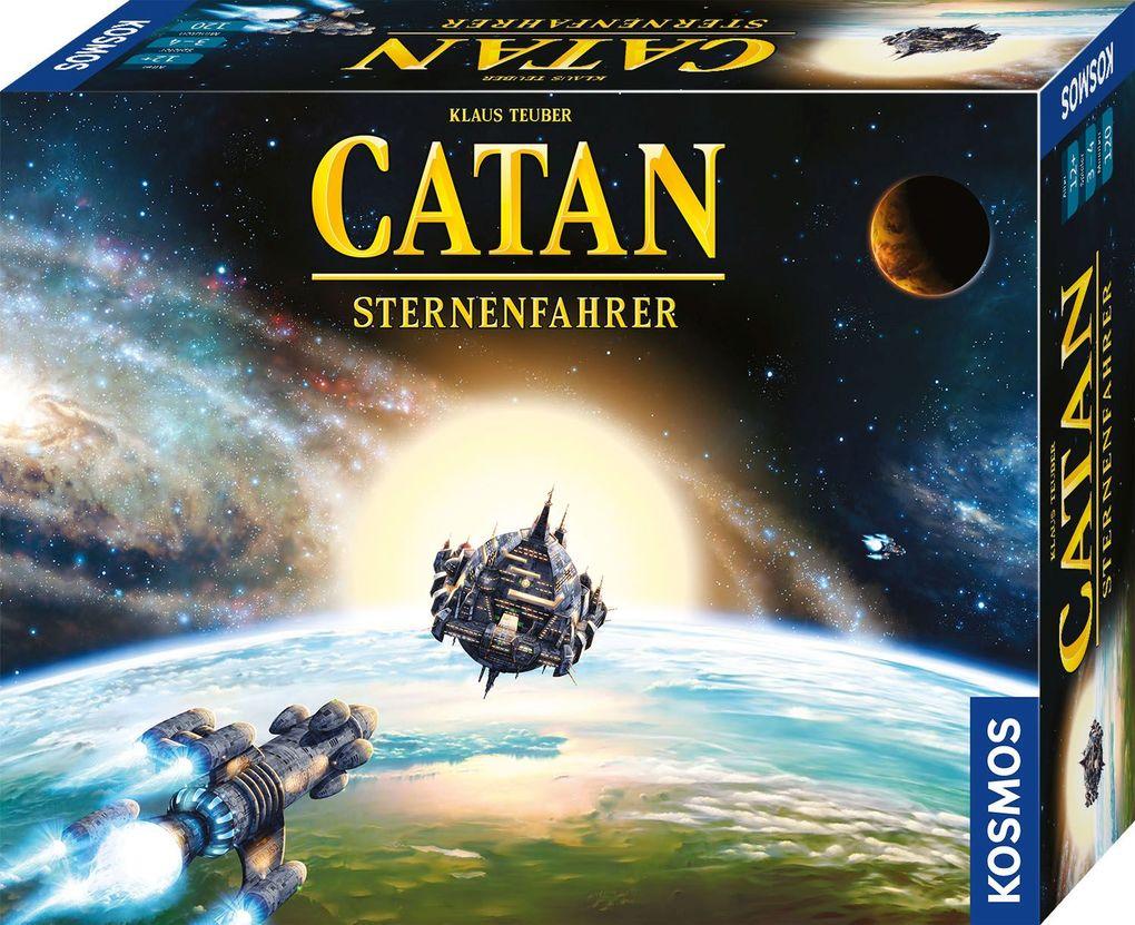 Image of Catan - Sternenfahrer