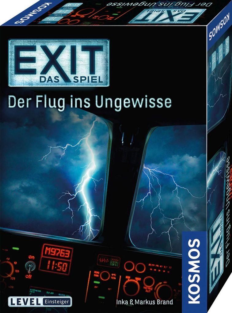 EXIT - Der Flug ins Ungewisse als Spielware