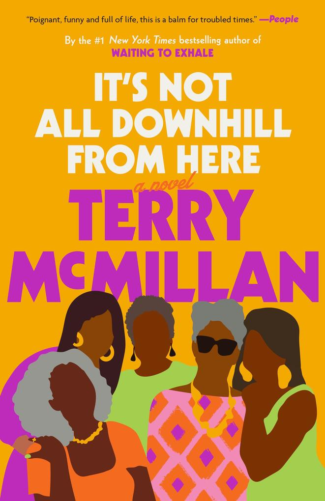 It's Not All Downhill From Here als eBook epub
