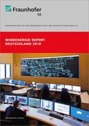 Windenergie Report Deutschland 2018.