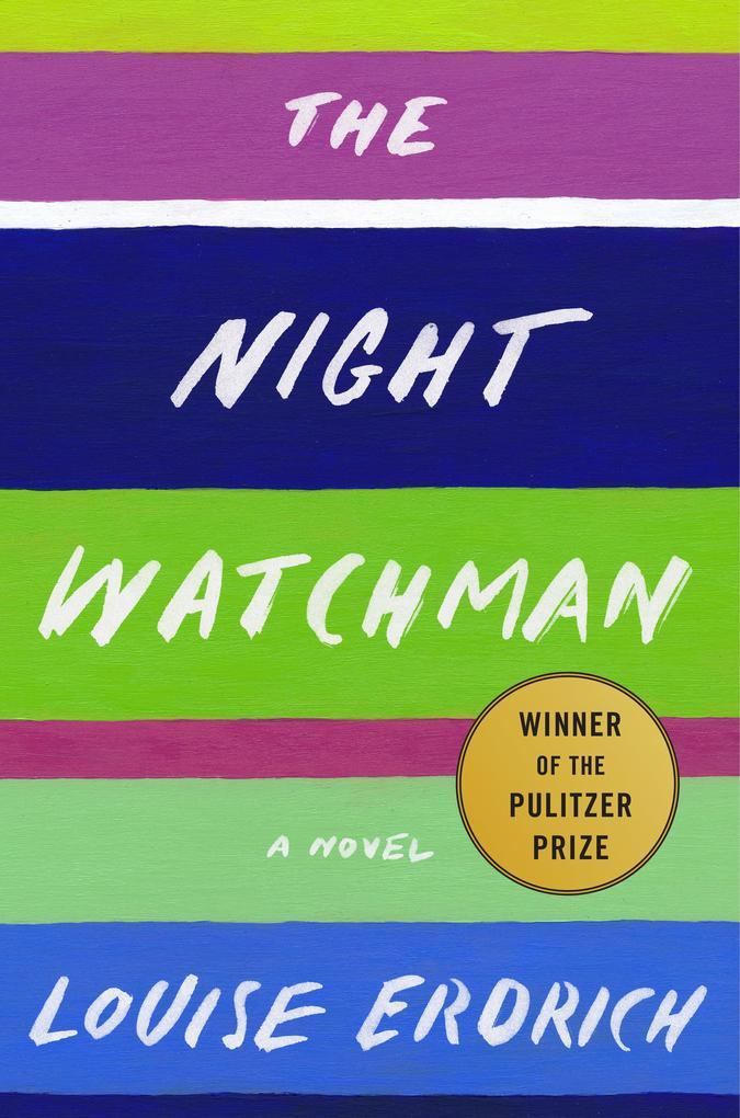 The Night Watchman als eBook epub