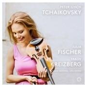 Julia Fischer spielt Werke von Tschaikowski