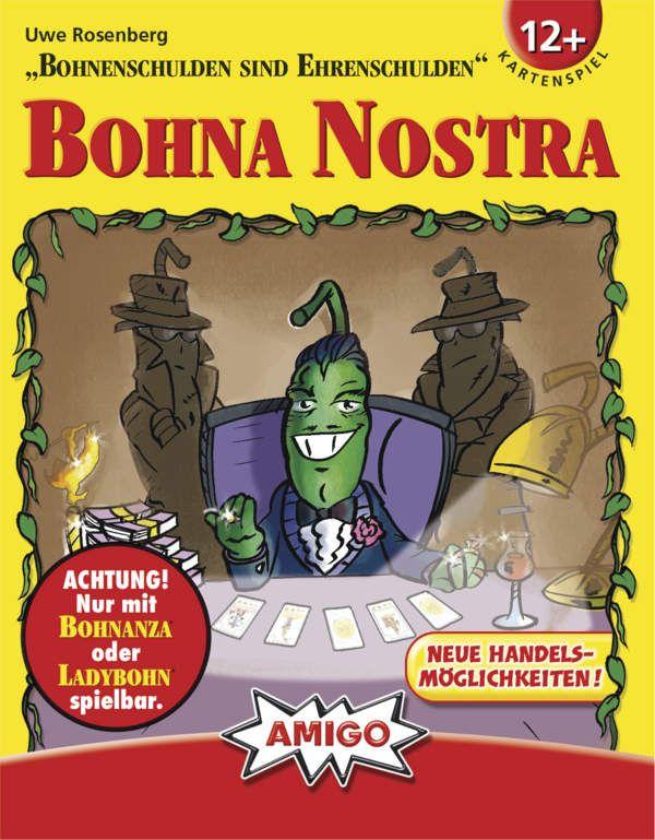 AMIGO - Bohna Nostra als Spielware
