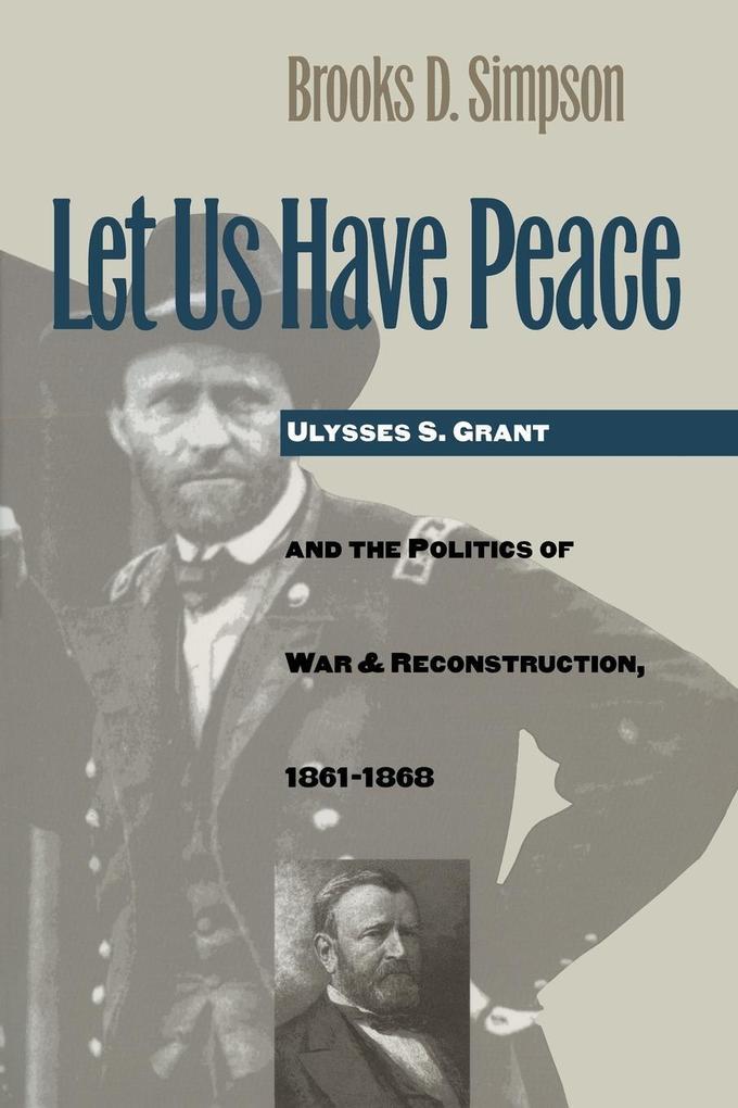 Let Us Have Peace als Taschenbuch