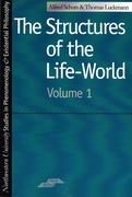 The Structures of the Life World