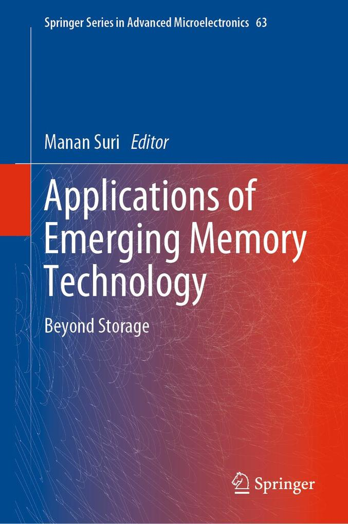 Applications of Emerging Memory Technology als eBook pdf