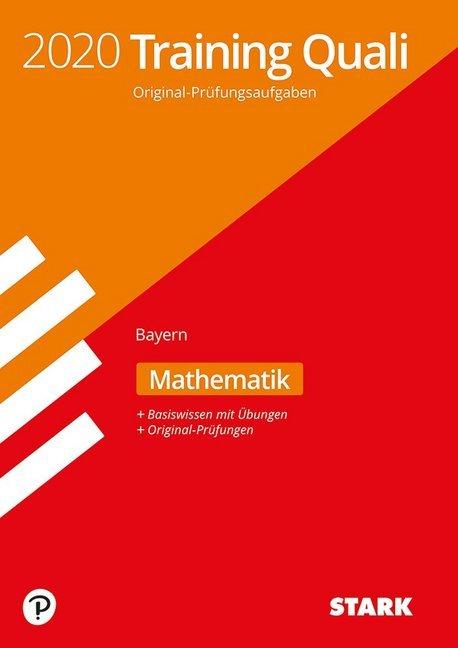 STARK Training Abschlussprüfung Quali Mittelschule 2020 - Mathematik 9. Klasse - Bayern als Buch (kartoniert)