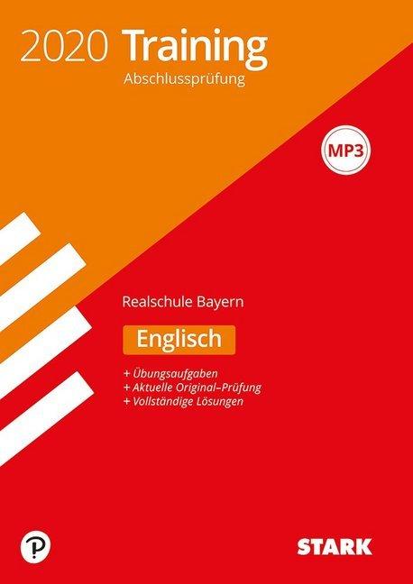 STARK Training Abschlussprüfung Realschule 2020 - Englisch - Bayern als Buch (kartoniert)