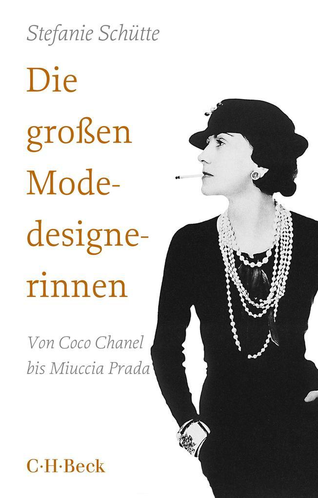 Die großen Modedesignerinnen als Buch