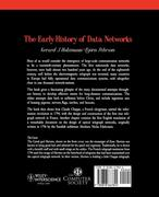 Early History Data Networks