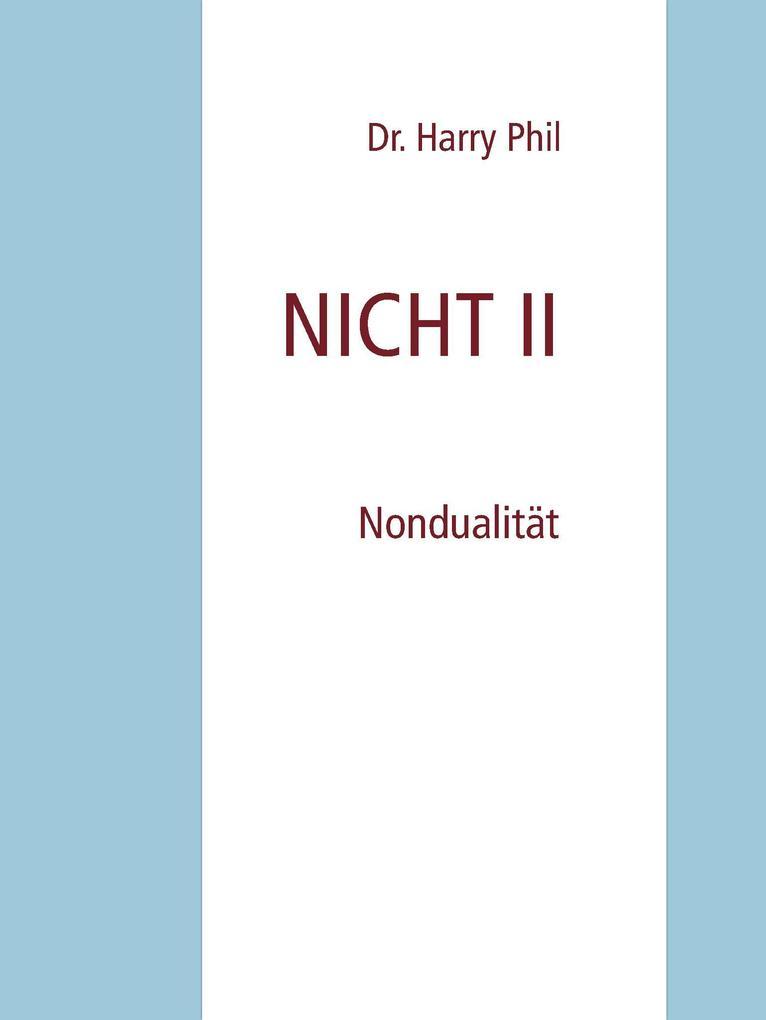 NICHT II als eBook epub