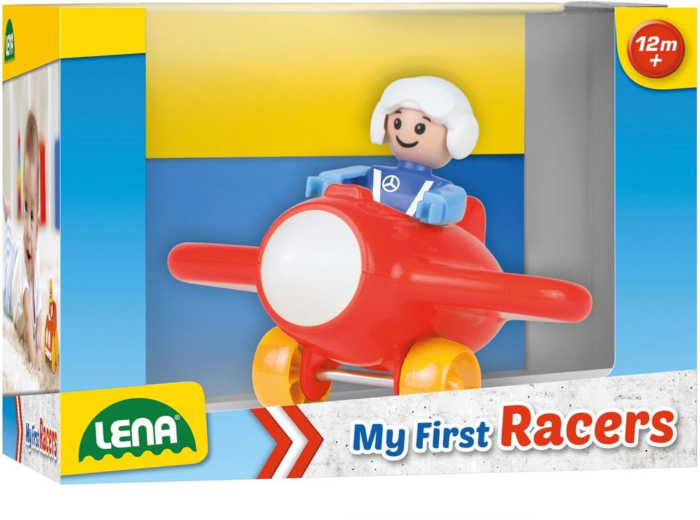 My First Flugzeug 12 Monate + Baby Spielzeug Intelligenz