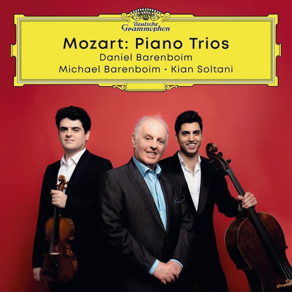 The Piano Trios als CD
