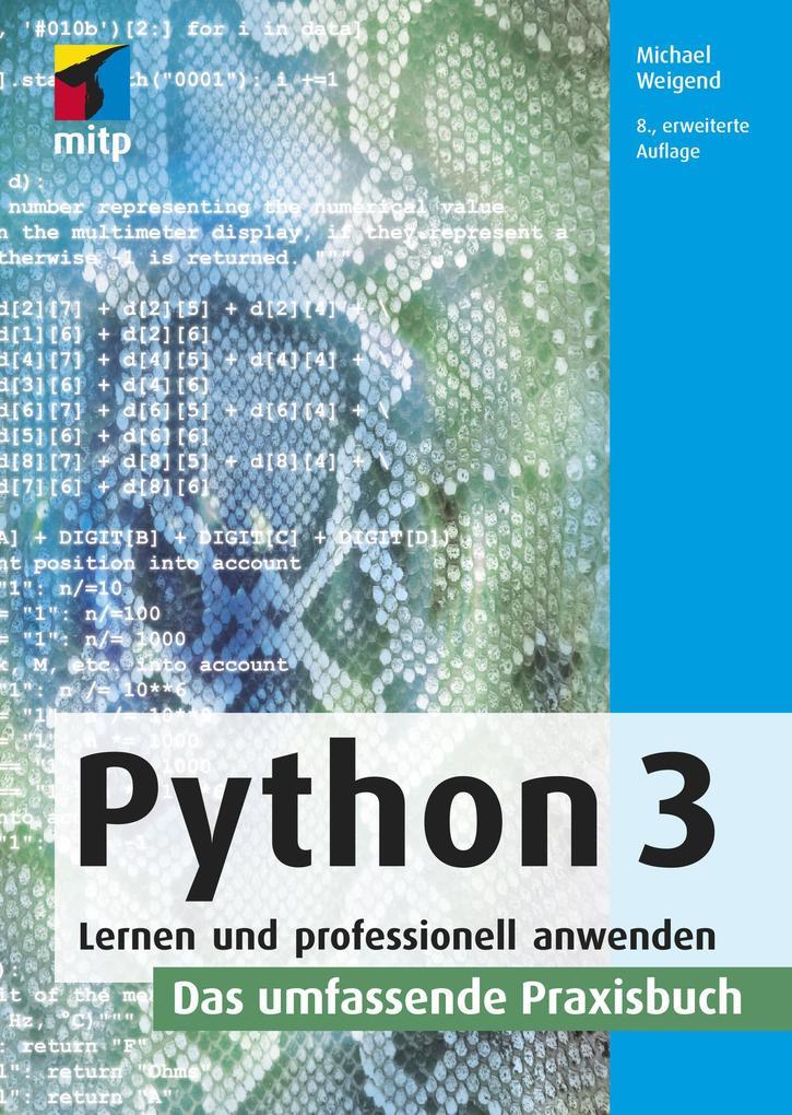 Python 3 als eBook epub