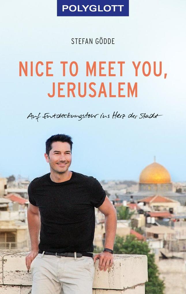 Nice to meet you, Jerusalem als Buch (kartoniert)