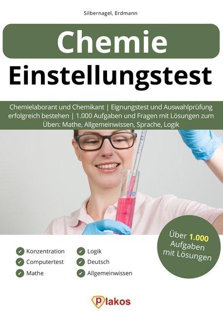 Chemie Einstellungstest als Buch (kartoniert)
