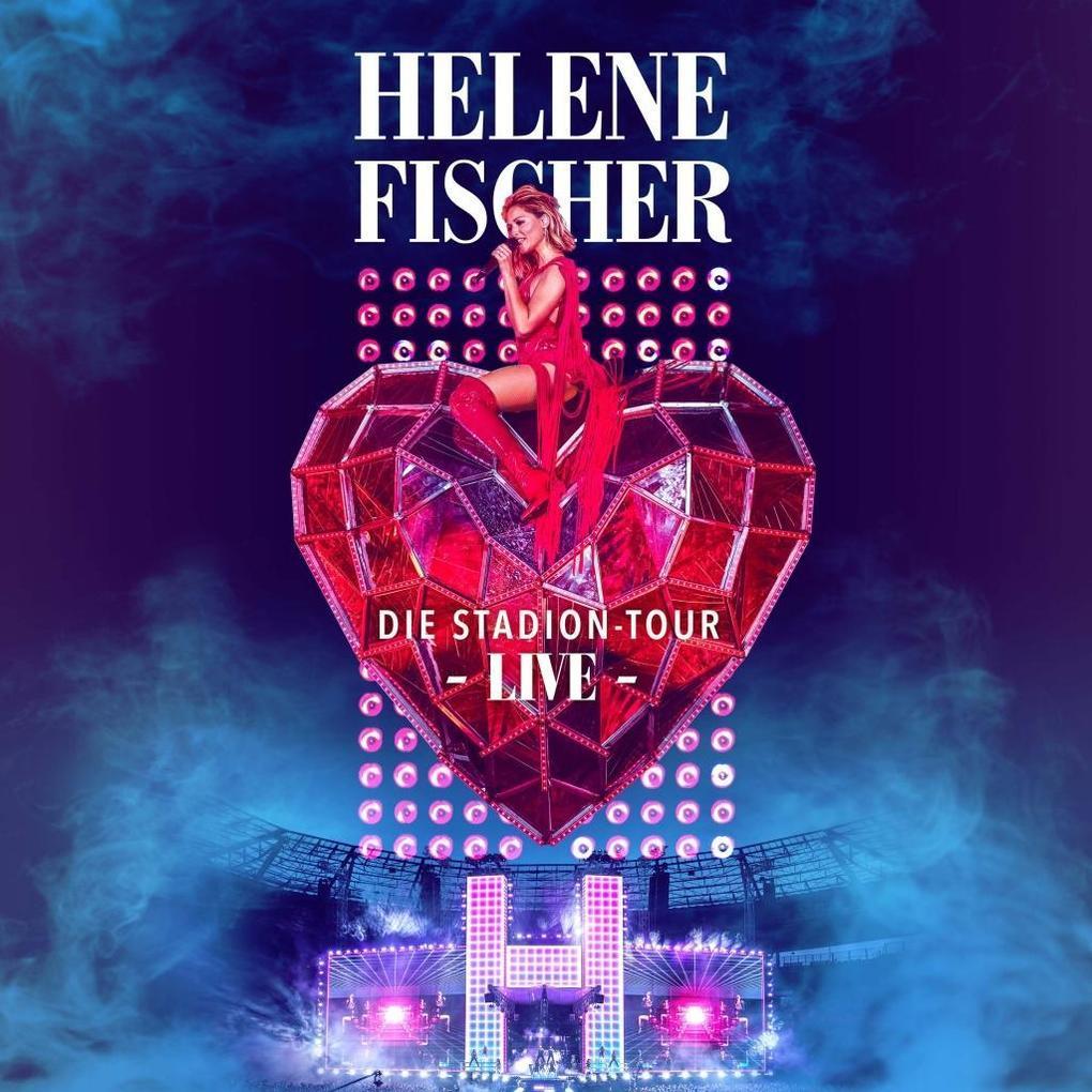 Helene Fischer Live - Die Stadion-Tour (2CD) als CD
