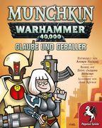 Munchkin Warhammer 40.000: Glaube und Geballer (Erweiterung)