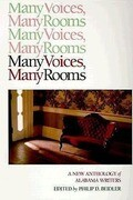 Many Voices, Many Rooms: A New Anthology of Alabama Writers