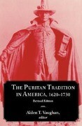 The Puritan Tradition in America, 1620 1730