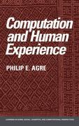 Computation and Human Experience
