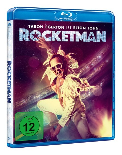 Rocketman als Blu-ray