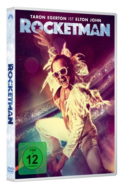 Rocketman als DVD