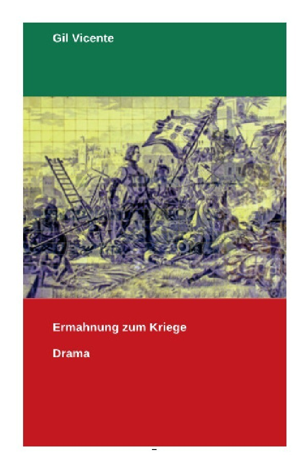 Ermahnung zum Kriege als Buch (kartoniert)