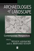 Archaeologies Landscape