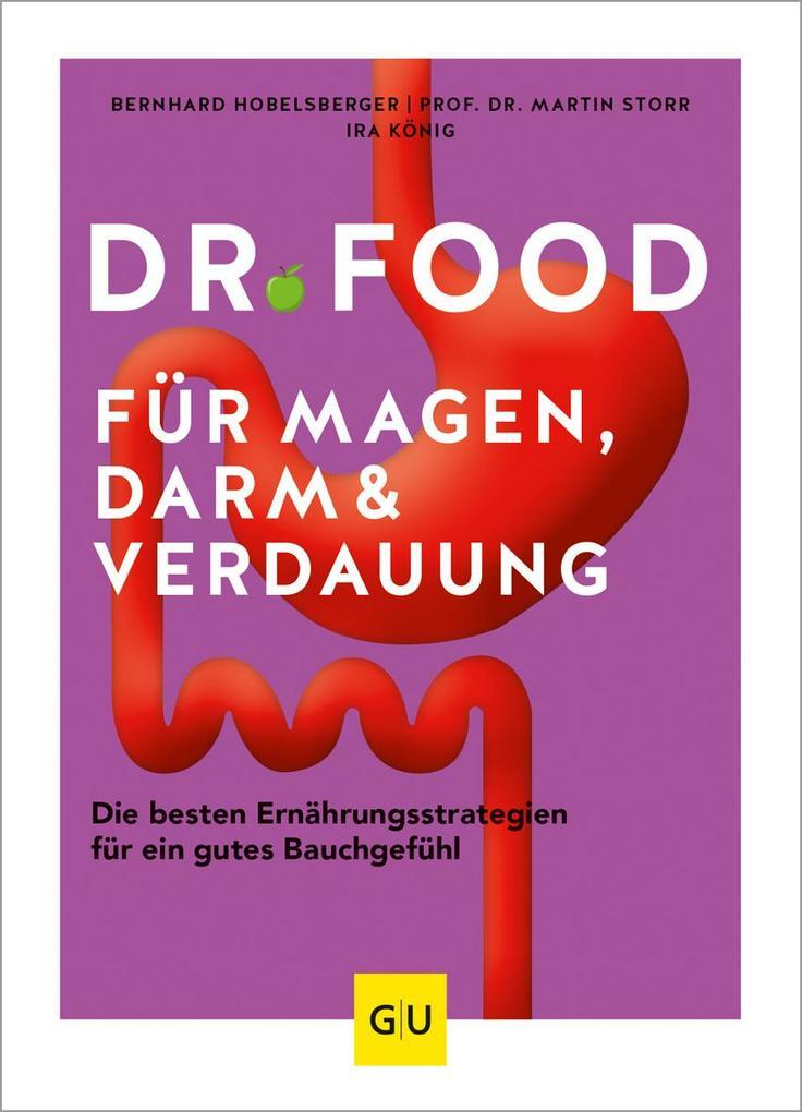 Dr. Food für Magen, Darm und Verdauung als Buch (kartoniert)