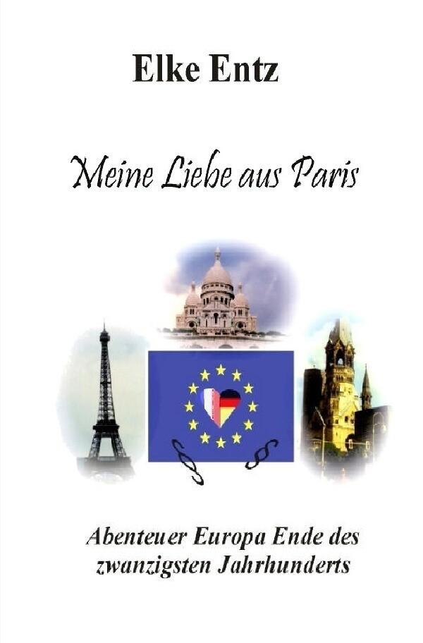 Meine Liebe aus Paris als Buch (kartoniert)