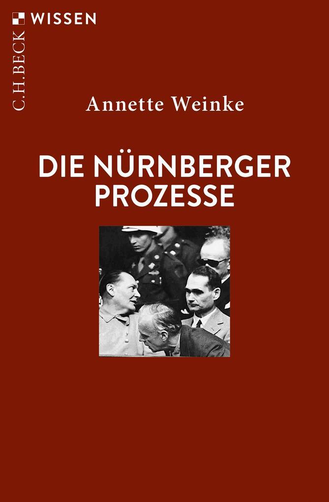 Die Nürnberger Prozesse als Taschenbuch