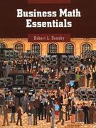 Business Math Essentials