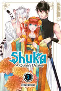 Shuka - A Queen's Destiny 03