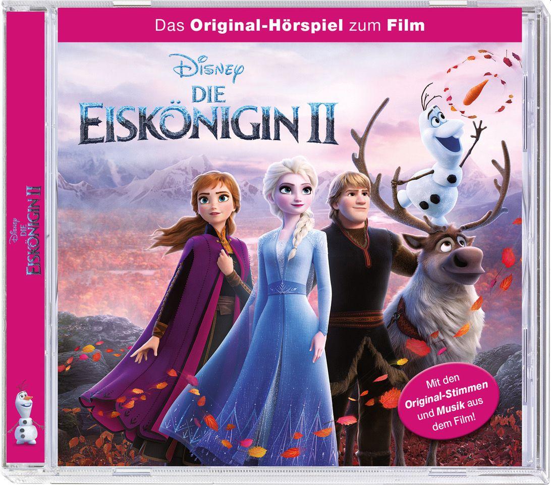 Disney/Eiskönigin - Die Eiskönigin 2 als CD